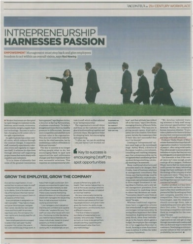 The-Times-Enterpreneurship-article