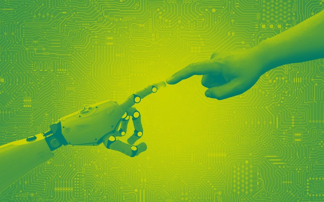The digital ecosystem depends upon the human one